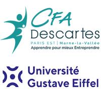 L'école CFA Descartes fait (ou a fait) confiance à Experligence pour l'accompagnement pédagogiques de leur étudiants