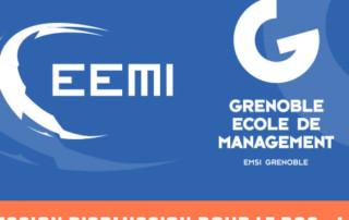 L'école EMSI-EEMI Paris fait (ou a fait) confiance à Experligence pour l'accompagnement pédagogiques de leur étudiants
