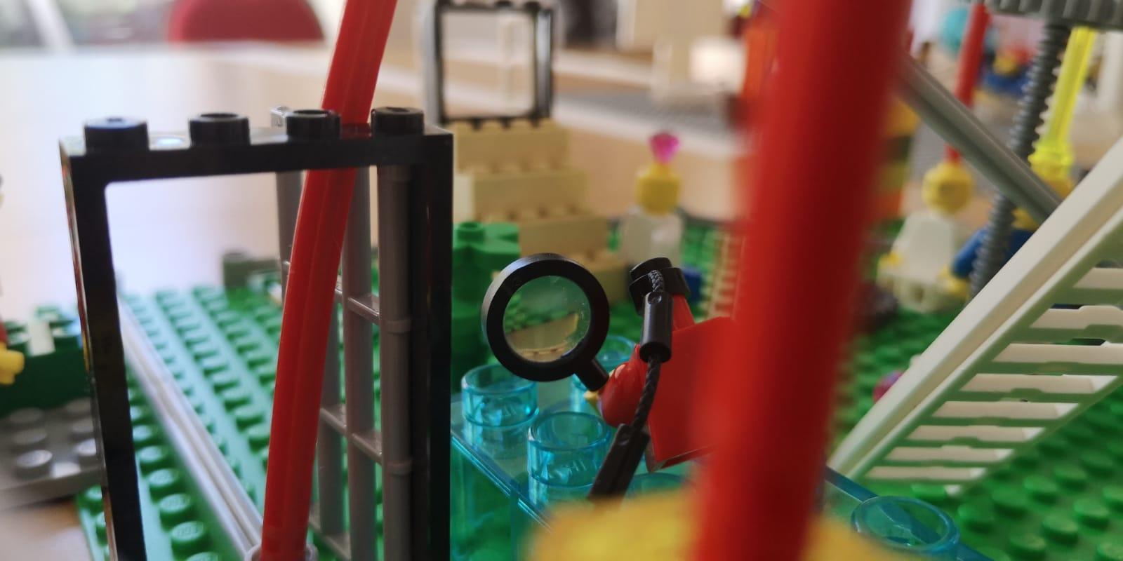 La méthode LEGO® SERIOUS PLAY® selon Experligence